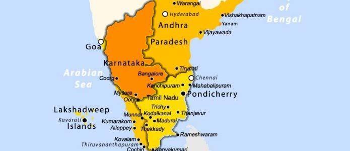 Karnataka & Tamil Nadu