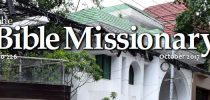 Read the October 2017 Bible Missionary Magazine Online
