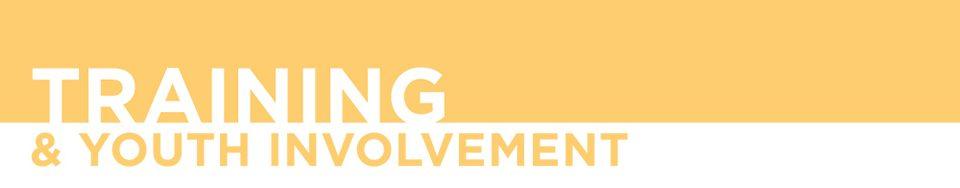 Training & Youth Involvement