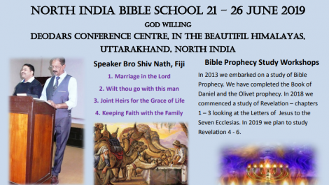 North Indian Bible Week